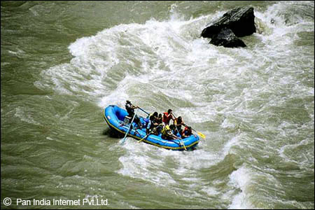 Adventure sports in Sikkim