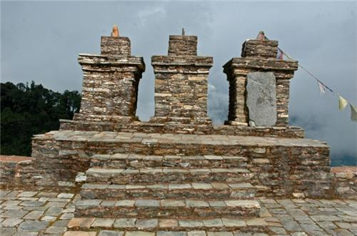 Historical places in Sikkim