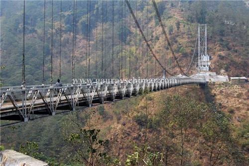 Bridges in Sikkim