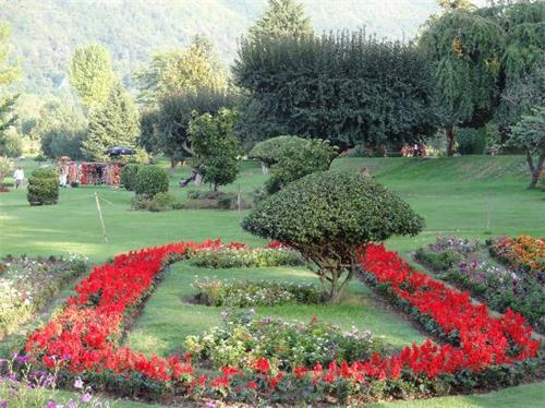 Jawaharlal Nehru Garden in Sikkim