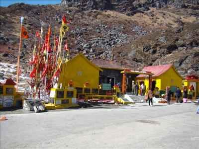 Baba Harbajan Singh Temple Memorial