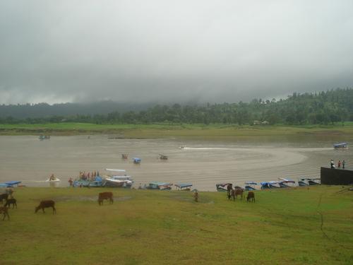 Beautiful Tribal Village Kauncha