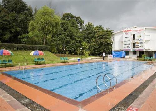 Best resort for honeymoon couples in Silvassa