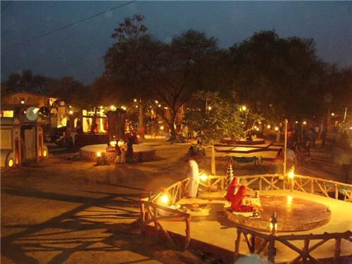 Chokhi Dhani Cultural Place