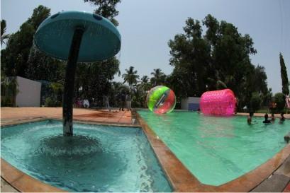 Khanvel swimming pool