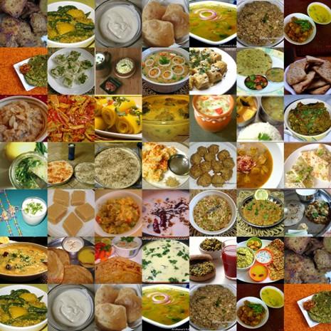 Food in Surat