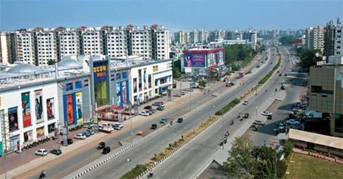 Infrastructure in Surat
