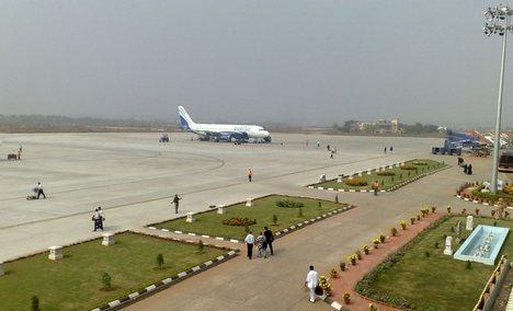 Nadirgul Airport