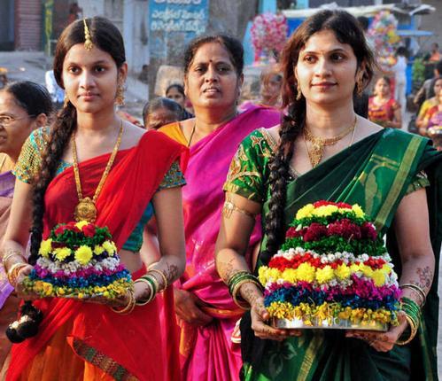 Women in Telangana