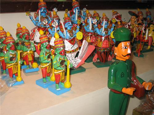 Art and craft of Telangana
