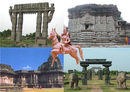 Kakatiya Rulers in Telangana