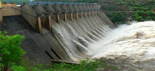 Dams on Godavari River