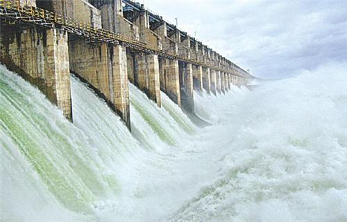 Dams in Telangana