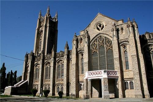 Medak Church