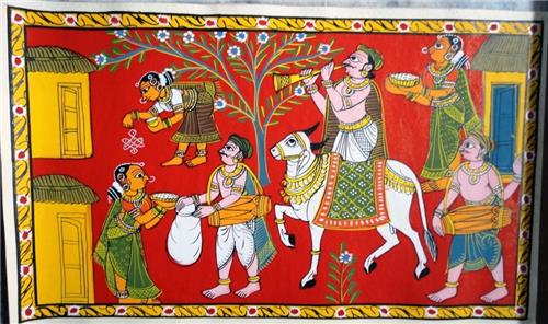 Cherial Painting