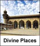 Religious Places in Telangana