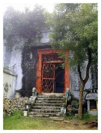 Temples in Nizamabad