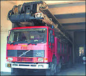 Fire Station in Telangana