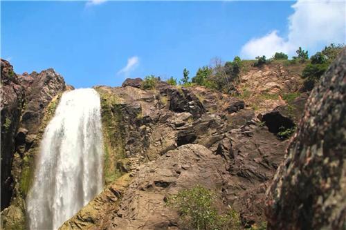 Waterfalls in Adilabad