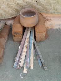 Matti Pooyi stove in Villages