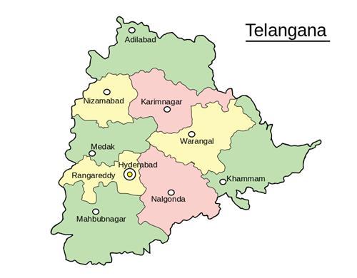 Telangana Region