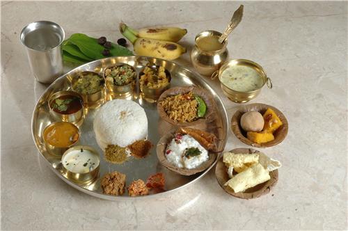 Vegetarian Thali in Adilabad