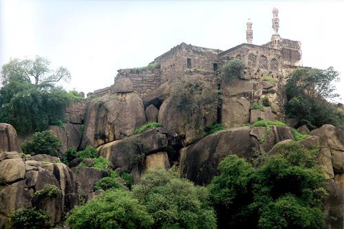 Elagandal Fort