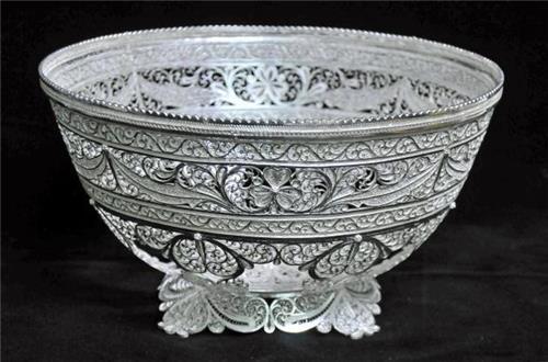 Silver work of Karimnagar