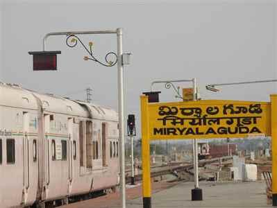 About Miryalaguda