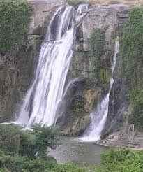 Waterfalls in Nirmal