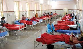 Hospitals in Sirsilla