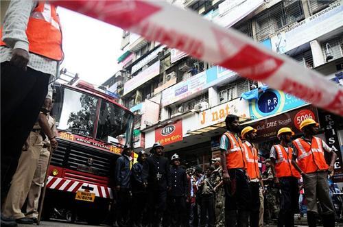 Fire Stations in Thane