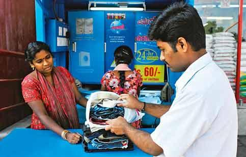 Laundary and Dry Cleaners in Thane