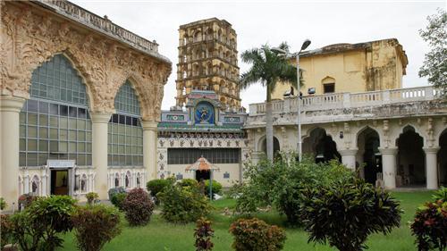 Thanjavur-Royal-Palace
