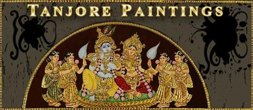 Thanjavur-Painting