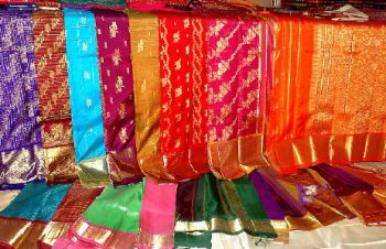 Shopping in Thanjavur