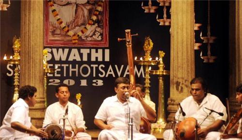 Swati Sangeethotsavan in thiruvananthapuram