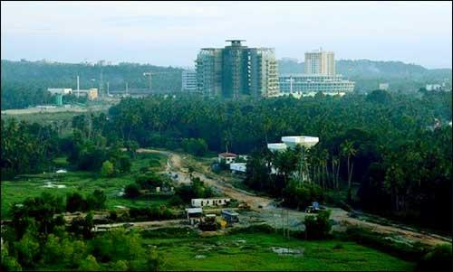 Technocity in Thiruvananthapuram