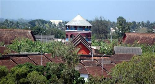 Poojapurra Jail in Thiruvananthapuram