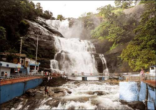 Weekend Tourist Spots Thiruvananthapuram