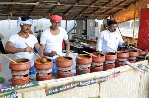 food festival in thiruvananthapuram