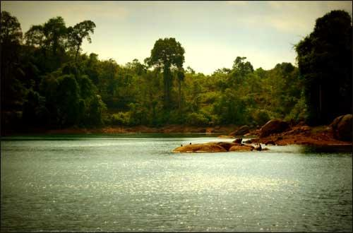 Rivers in Thiruvananthapuram