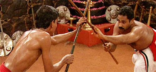 Kalari training in Thiruvananthapuram