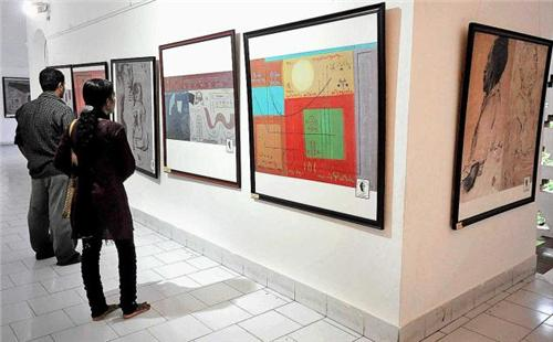 k c s panicker gallery in thiruvananthapuram