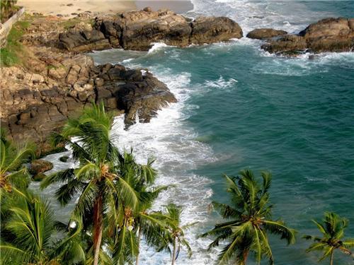 Kovalam Thiruvananthapuram Beach