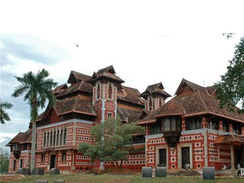 Napier Museum Location