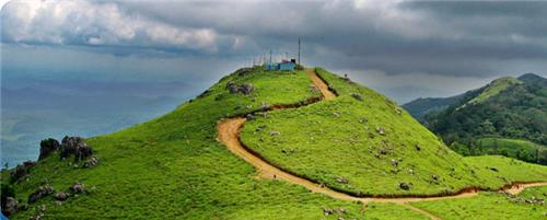 ponmudi Hill Station, Kerala