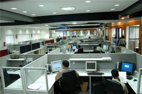 inside technopark