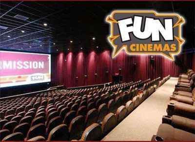 Cinema Halls in Tinsukia