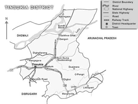 About tinsukia